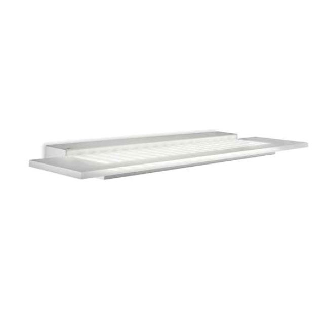 Linea Light Wandleuchte Dublight LED 27W L 48 cm