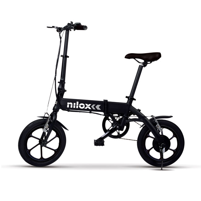 E-Bike Klapp- Nilox X2 Plus