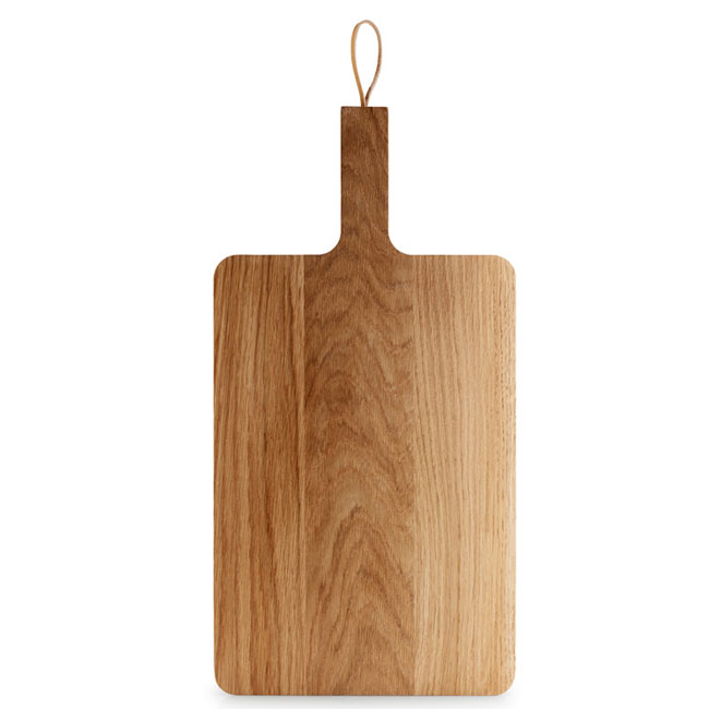 Eva Solo Schneidbrett Nordic kitchen Wooden cutting board L 26x38 cm