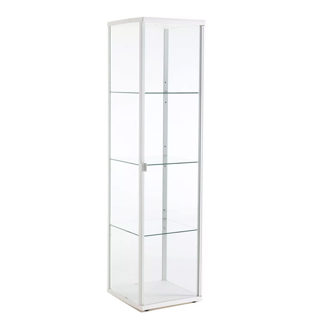 Tomasucci Wow White Regal / Vitrine H 160 cm
