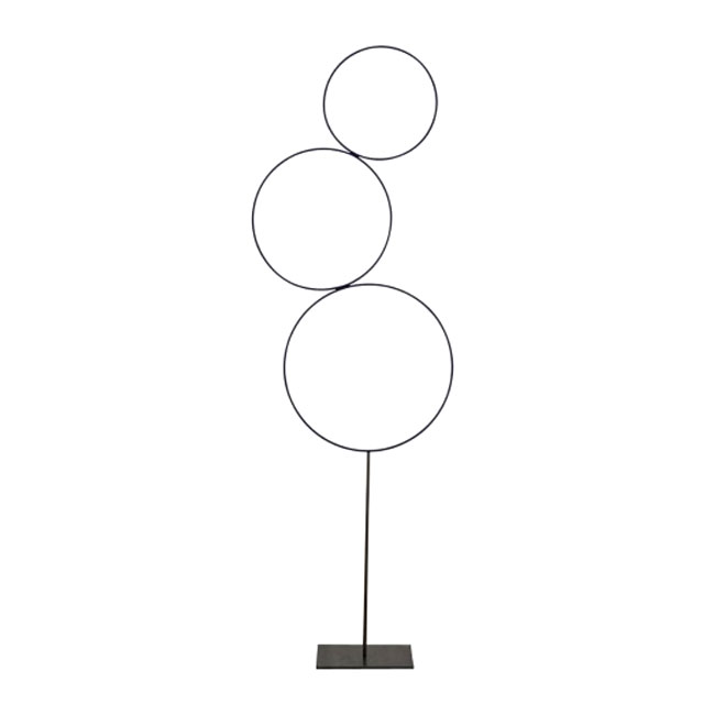 Catellani & Smith Sorry Giotto Stehleuchte LED 16W H 220 cm Ø 60 cm