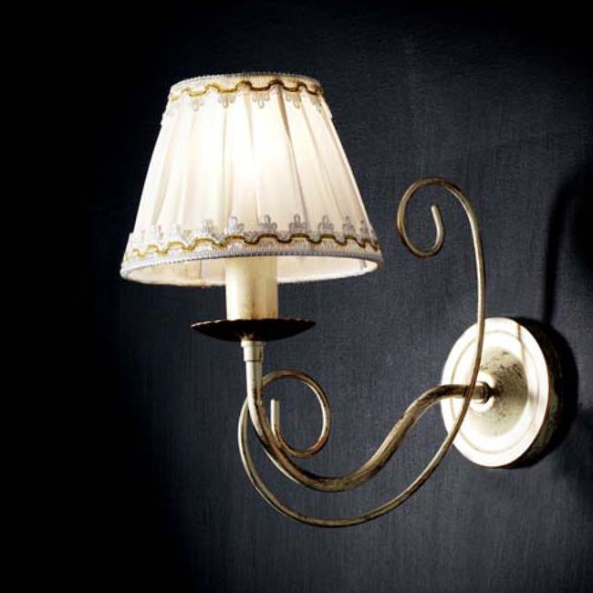 Ciciriello 2190 applique 1Luce