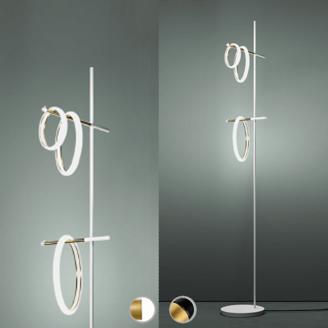 Marchetti Stehlampe Ulaop LED 25W H 180 cm Dimmer