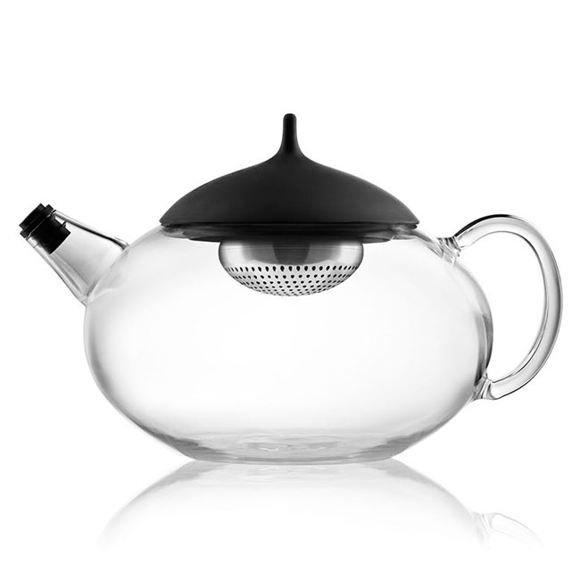Eva Solo Glasteekanne Glass Teapot 1.0 l