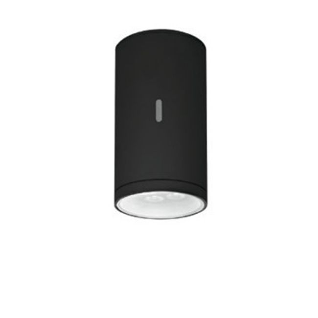 Artemide Outdoor Calumet 8  Deckenleuchte LED 4W Ø8 cm IP65 Anthrazit
