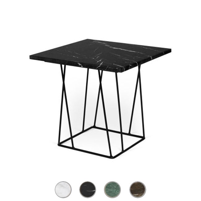 TEMAHOME Couchtisch  Helix 50 Marmo L 50cm