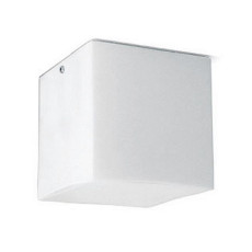 Panzeri Kubik Applique/Plafoniera 14x14cm LED 12W IP40
