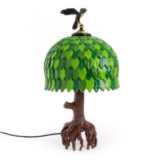 Seletti Tischleuchte Tiffany Tree Lamp LED H 73 cm dimmbar