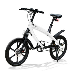 E-City Bike V-ITA Evolution Solid mit Bluetooth-White-Technologie