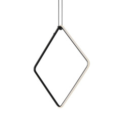 Flos pendelleuchten Arrangements - Square Big LED 34W L 51 cm