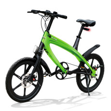 E-City Bike V-ITA Evolution Solid mit Bluetooth-Green-Technologie