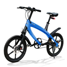 E-City Bike V-ITA Evolution Solid mit Bluetooth-Blue-Technologie
