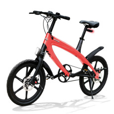 E-City Bike V-ITA Evolution Solid mit Bluetooth-Coral-Technologie