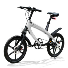 E-City Bike V-ITA Evolution Solid mit Bluetooth-Silver-Technologie