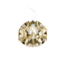 Slamp Flora Suspension Small L36 42W cm FLUO-Gold