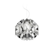 Slamp Flora Suspension Small L36 42W cm FLUO-Silber