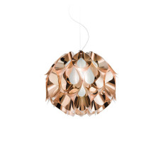 Slamp Flora Suspension Small L36 42W cm FLUO-Kupfer