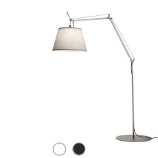 Artemide Outdoor Stehleuchte Tolomeo Paralume LED 20W H 218,5 cm IP44