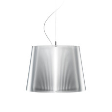 Slamp Liza Suspension Hängeleuchte Ø 45 cm Prisma