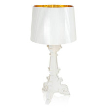Kartell table lamp Bourgie 3 luci E14 H 68 ÷ 78 cm Dimmer