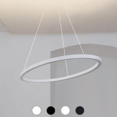Nemo Ellisse Pendant Minor Pendelleuchte uplight/downlight LED 54W L 102 cm
