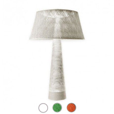 Vibia Outdoor Stehleuchte Wind Extension 1 luce 2GX13 + LED 3W IP64 Ø 120 cm