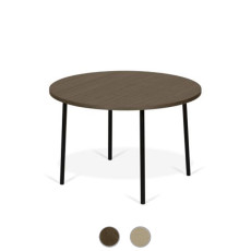 TEMAHOME Couchtisch  Ply 70 Ø 70cm