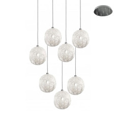 Catellani & Smith Sweet Light Chandelier Hängeleuchte LED G4