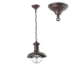 Faro Outdoor Pendelleuchte Estoril-P 1 licht E27 Ø 27 cm