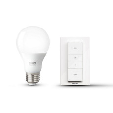 Philips Hue Wireless dimming kit Glühbirnen + Schalter dimmer E27 9,5W Ø 6,1 cm