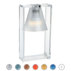 Kartell Tischleuchte  Light-Air H 32 cm 1 Licht E14