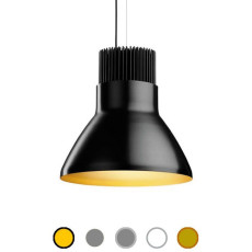 Flos Light Bell Dimmable Push Pendelleuchte 1 luce LED Ø 22,8 cm