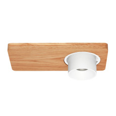 Linea Light Wand- / Deckenleuchte Beebo LED 10W L 22 cm Dimmbare