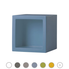 Slide Modularer Container OPEN CUBE L 43x43 cm
