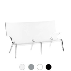 Kartell Sofa Uncle Jack 190x96cm