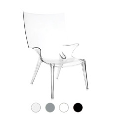 Kartell Sessel Uncle Jim 104x72cm