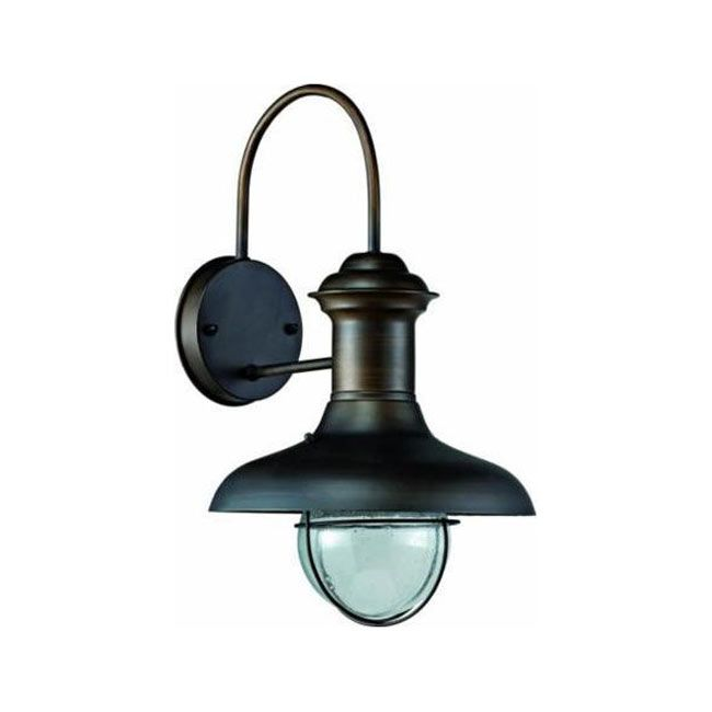 Faro Outdoor Wandleuchte Estoril-p 1 licht E27 Ø 26 cm