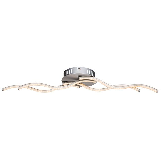 Globo Lighting Deckenleuchte Sarka LED 14W L 70 cm